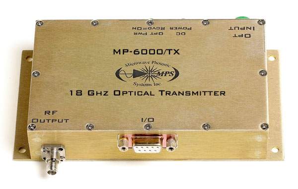 MPS 18GHz RF over Fiber