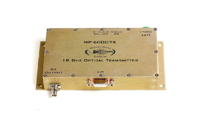 Microwave Photonics 18GHz RF over Fiber